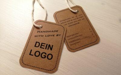 Tolle Etiketten selbst erstellen