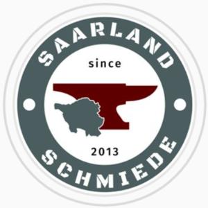 Logo Saarland Schmiede